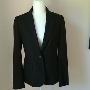 J. Crew blazer black career size 8